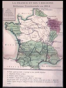France réforme territoriale 2014