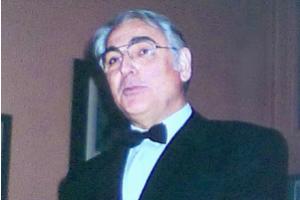 Louis Mélennec avec Claude Reichman